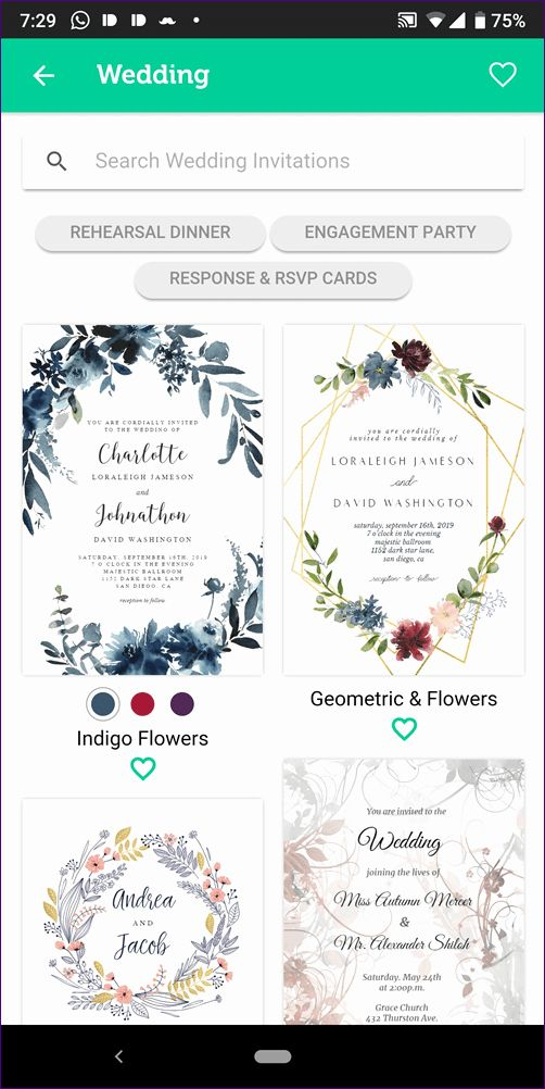 Best App To Create Invitations Luxury 5 Best Wedding Invitation Card Maker Apps For Andr Wedding Invitation Maker Invitation Card Maker Fun Wedding Invitations