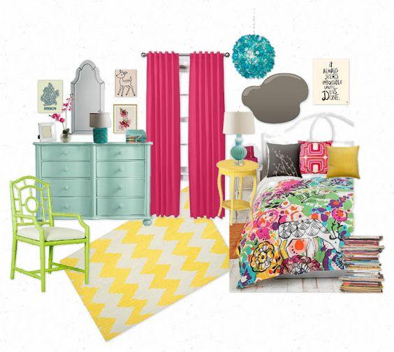 color scheme idea for allison sousan bright bedroom
