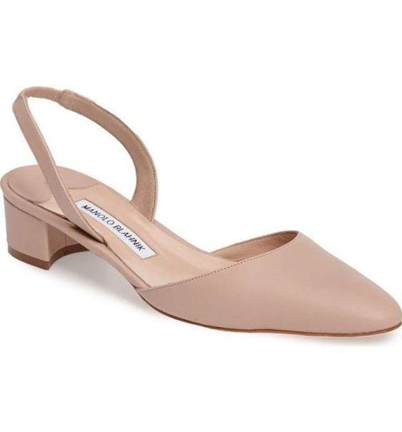 Zapatos, los Zapatos de Patricia - El Blog de Patricia : ¿Qué calzado buscar en rebajas? Busca la mulé con tira trasera para la última temporada. BLAHNIK