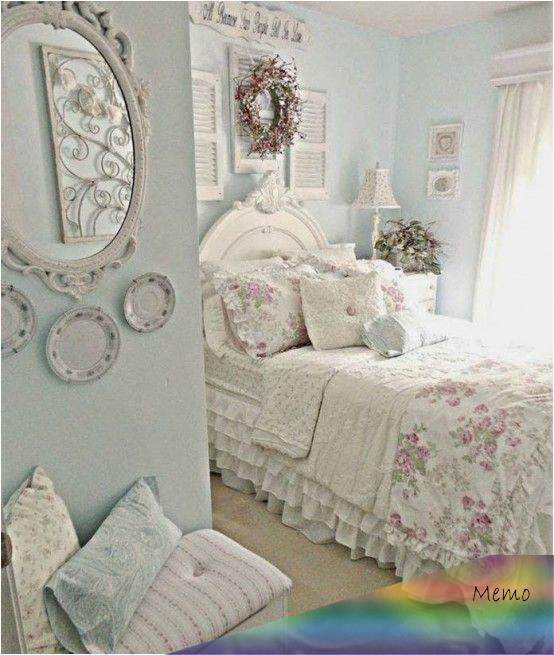 14 Dez 2017 Sweet Shabby Chic Bedroom Decor Ideas 4 554x655 Jpg