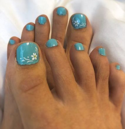 34 Concepts For Spring Pedicure Concepts Easy Toe Enjoyable With