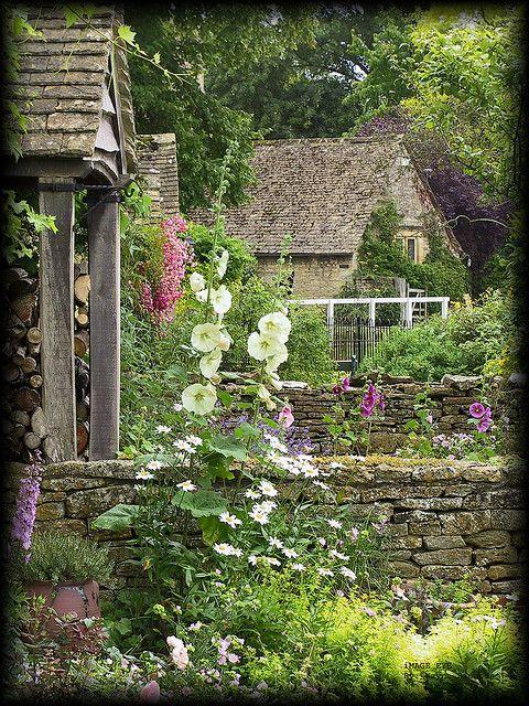 English Garden by image eye, via Flickr For The Garden