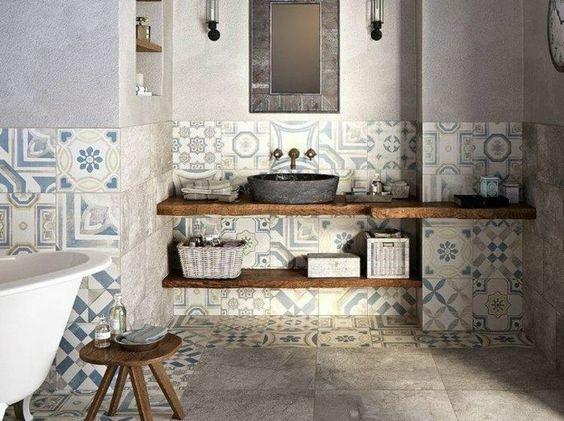 Carrelage mural salle de bain idées et astuces design Design - peinture pour carrelage mural