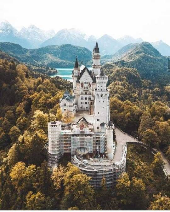 Nature Landscape And Scenery Photography Blog On Tumblr Scenery Photography Famous Castles Best Places To Travel