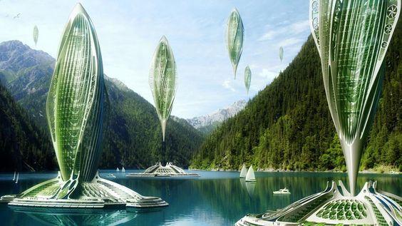 New Design with Futuristic Architecture HD Wallpapers 1 DESIGN - küche selbst bauen
