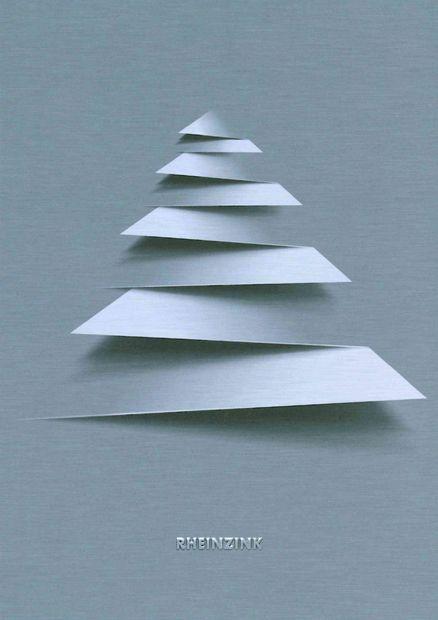 Arbres de noël, Cartes en papier and Noël on Pinterest