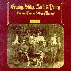 "Crosby, Stills, Nash & Young ""Déjà Vu"" (1970)"