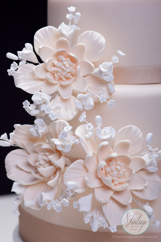 Sugar Flowers made to order