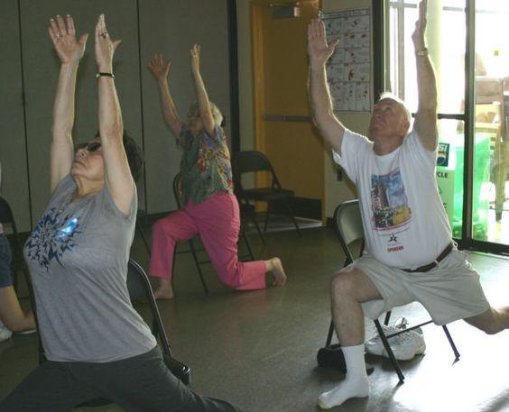 Chair Yoga For Seniors Poses Yoga For Seniors Health