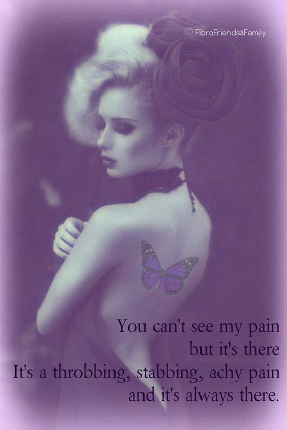 Life with Fibromyalgia: