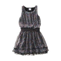 D -Signed Girls' Sleeveless Pleated Dress - It was SO cute on her!!