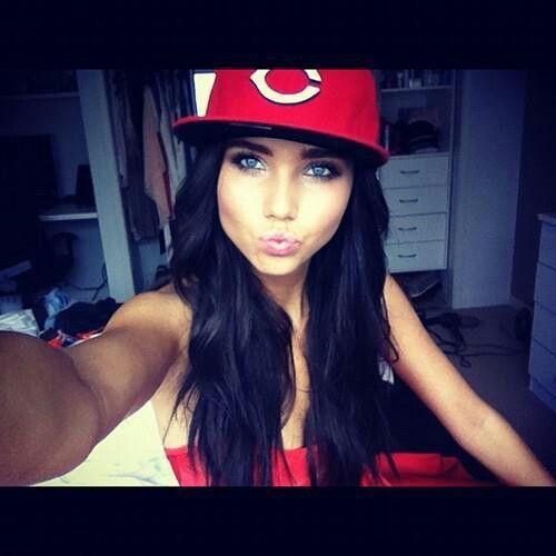 Pretty Girl Hat Swag