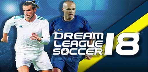 Dream League Soccer 2018 Apk 5 02 Mod Money With Images Soccer
