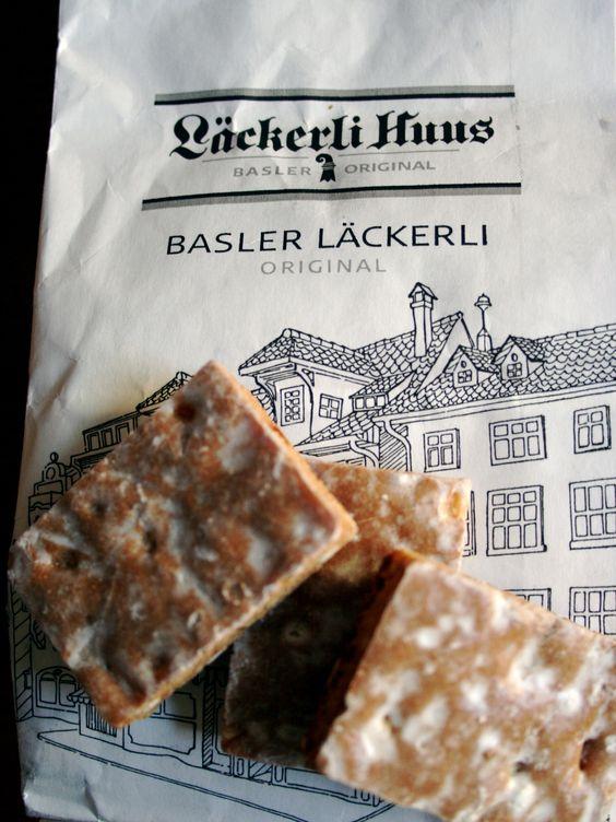 Basler Läckerli