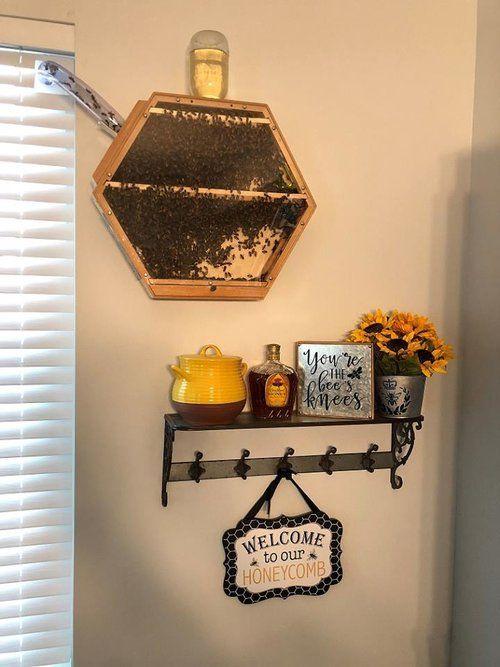 Beecosystem indoor hive