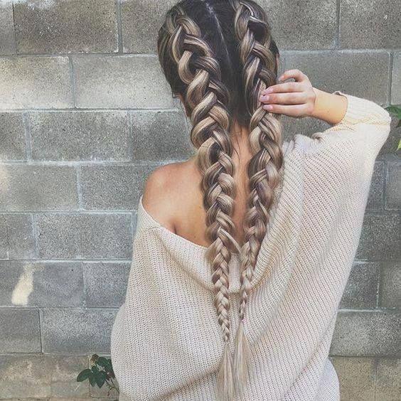Krank Von Den Gleichen Alten Abgestuften Schichten Hier Die Modernen Frisuren Fur Langes Haar Abgestuften Alte Hair Styles Long Hair Styles Hair Goals