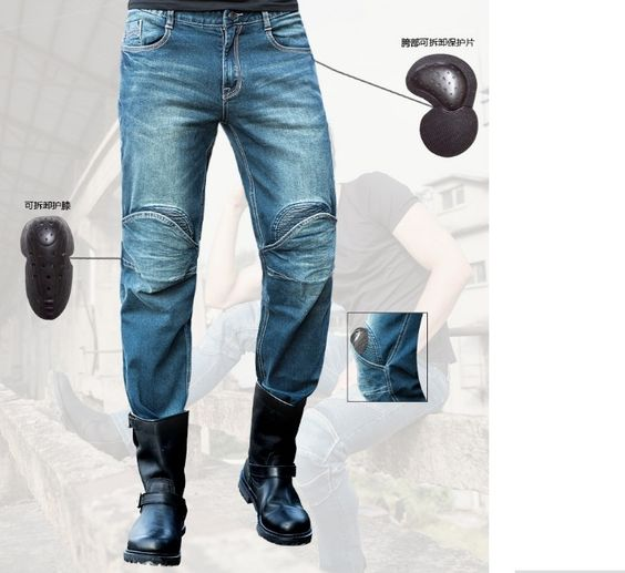 83.71$  Buy now - http://aliyhm.worldwells.pw/go.php?t=32780813301 - Free Shipping 2016 UGLYBROS 04 SHOVEL UBS04 jeans loose comfortable jeans pants MOTOROLA jeans riding a motorcycle pants