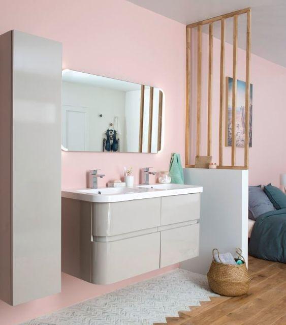 8 Conseils Pour Creer Une Salle De Bain Ouverte Sur La Chambre