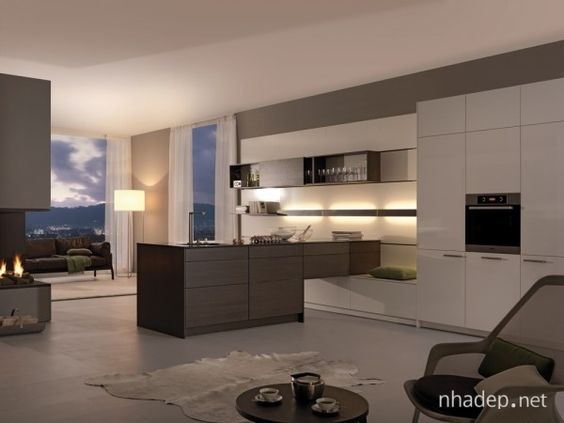 Thiết kế ánh sáng cho tủ bếp LH 0986 16 88 22 noithatmodern - reddy k chen sindelfingen