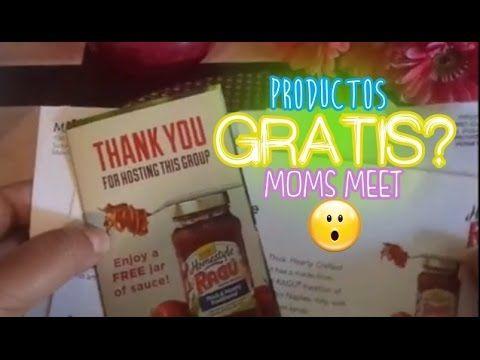 Productos Gratis 📬 Moms Meet 💌 - El Diario de mi Hogar
