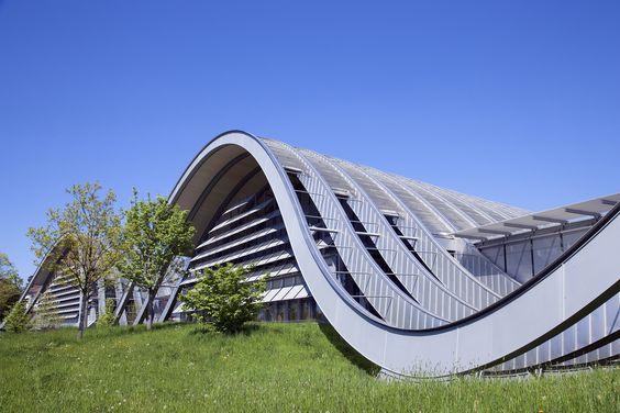 Edificios de Renzo Piano: el arquitecto, a punto de estrenar obra en España (FOTOS)