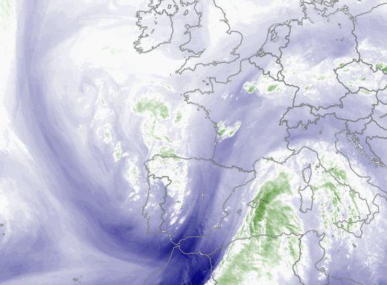 Keraunos, Observatoire français des tornades et orages violents, pour suivre en direct les orages sur la France