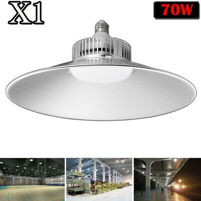 100 Watt LED High//Low Bay Light Fixture Warehouse Gym Factory Shed Shop Lamp