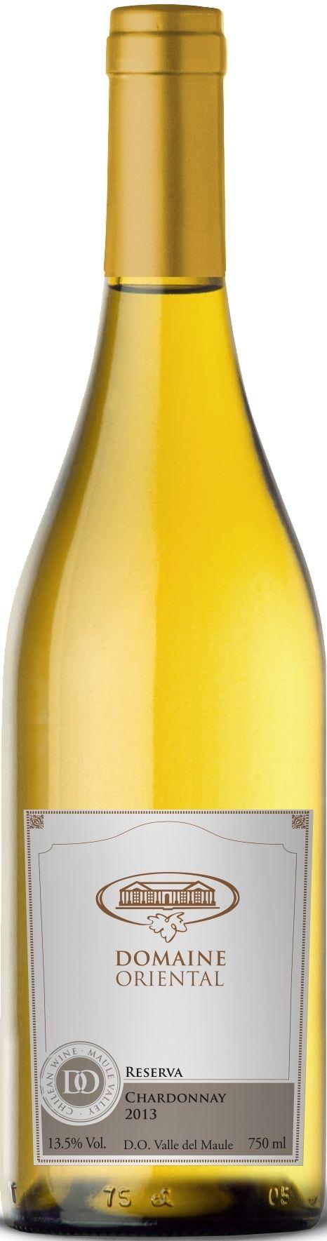 Domaine Oriental Reserva Chardonnay Belíssimo caldo que carrega toda a potencialidade e os atributos das uvas produzidas pelos terroirs do Vale do Maule,no Chile. Trata-se de um monovarietal elaborado c/100% Chardonnay de vinhedos de mais de 20 anos de idade,localizados nas encostas e com temperaturas moderadas,o que garantem frutas de alta qualidade. Possui linda coloração amarelo palha brilhante c/ halos prateados e grande limpidez,o q faz bem aos olhos e demonstra todo o capricho da…