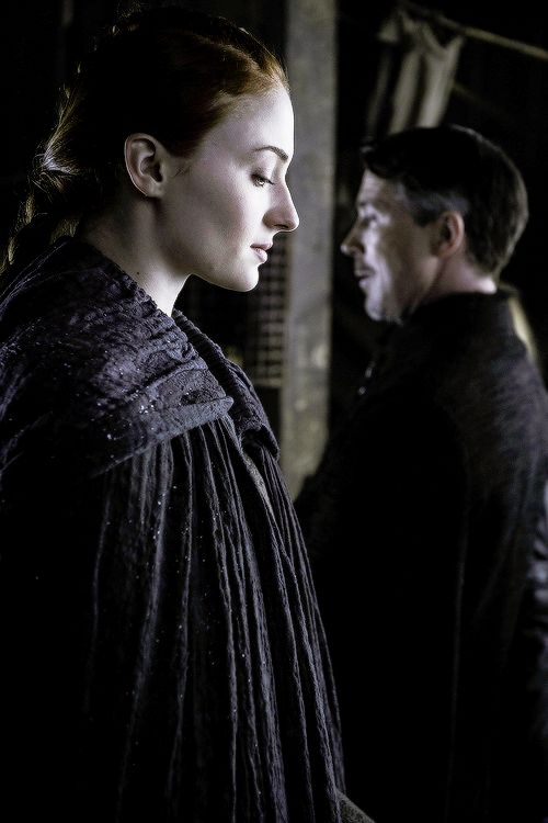 Sansa Stark (and Petyr...
