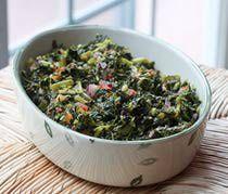 Kale Recipe: Kale Saute ---- Large Photo