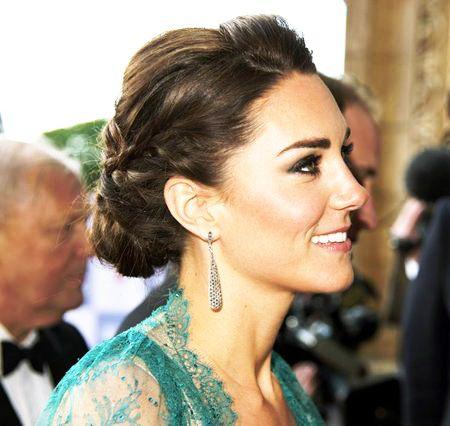 : Duchess Of Cambridge, Updo Hairstyle, Kate Middleton Hair, Prince William, Hair Style, Wedding Hairstyles, Princess Kate