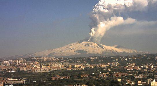 Mt. Etna, Sicily, Italy.