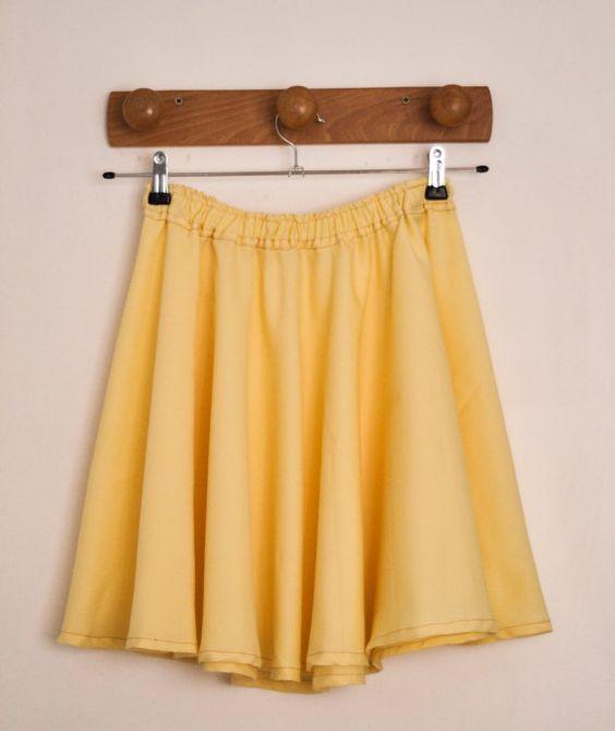 Falda de chica talla M por HandMadeArtNana en Etsy