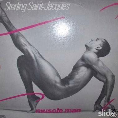 Sterling St. Jacques..1st black male super model