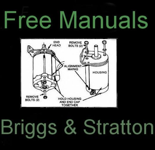 How To Repair A Briggs Stratton Starter Mower Briggs Stratton Stratton Briggs