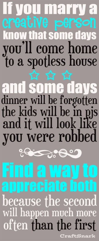10 Funny Crafting Quotes for Silhouette Crafters by cuttingforbusiness.com: