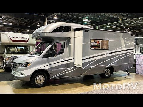 2020 Mercedes Benz Sprinter Winnebago Navion Class C Motorhome Youtube In 2020 Luxury Van Mercedes Benz Classes Benz Sprinter