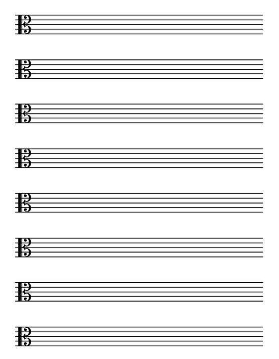 Music Theory And History Printable Worksheets  EduMaCation And