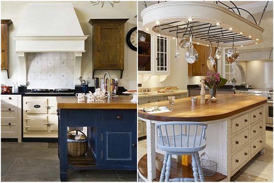 kitchen islands | ... Kitchens Island Decor: 20 Modern Kitchen Island Designs and Decor