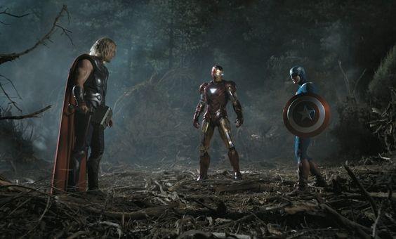 The Avengers (Os Vingadores)