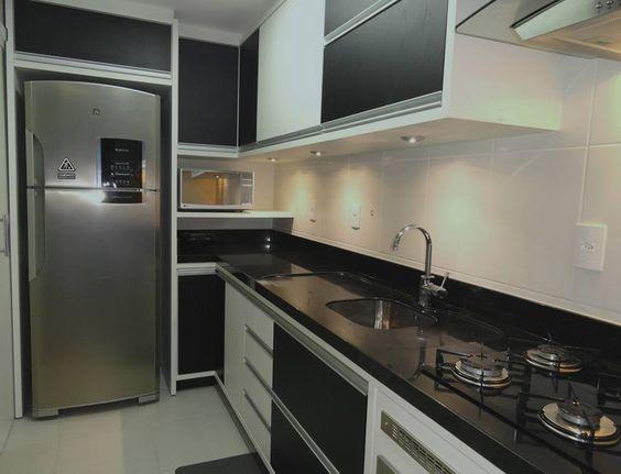 http://www.frenteeversoarquitetura.com.br Apartamento Black Gray -Coqueiros