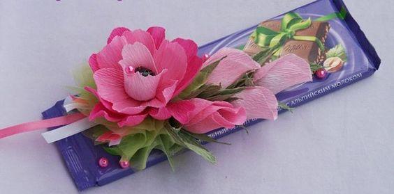 Букет конфет салон Компания Солодкий СВІТ
