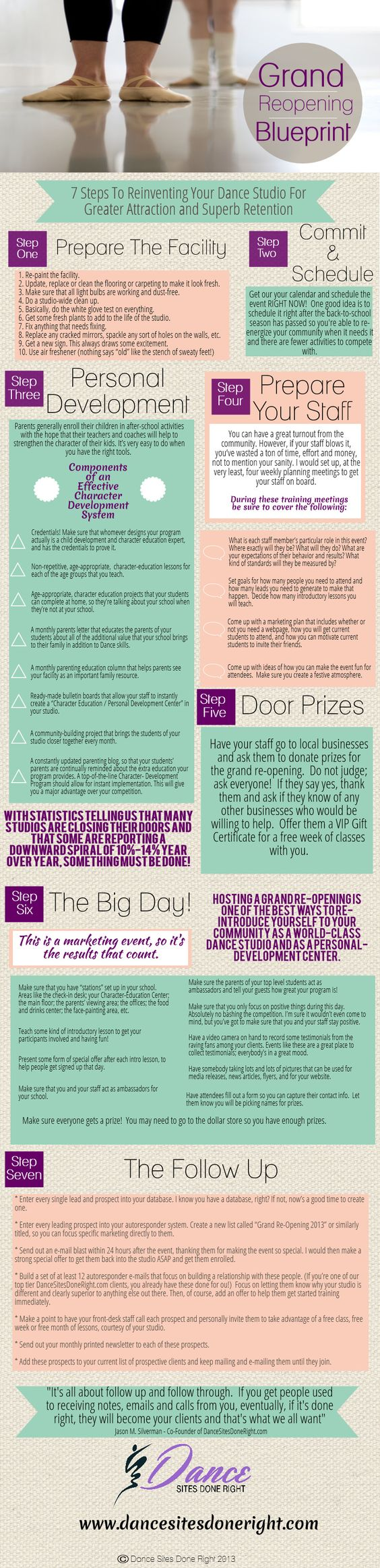 how to boost business at your dance studio a grand reopening how to boost business at your dance studio a grand reopening biztip studio