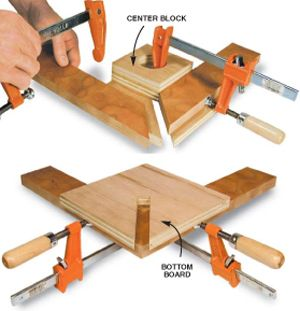 Corner Clamps for Better Miters - Woodworking Shop - American Woodworker
