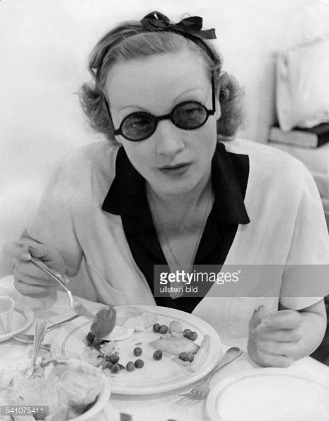 Photo d'actualité : Dietrich, Marlene - Actress, Singer, Germany*-+ -...