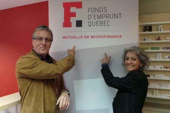 La première mutuelle de microfinance au Canada lance ses activités.