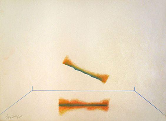 Claudio Paiva lápis de cor s/ papel