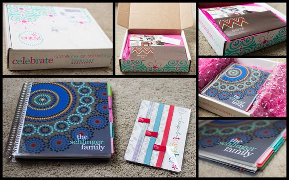 Erin Condren 2014 Life Planner - https://www.erincondren.com/referral/invite/saraschlinger0403This is my first planner, and its just arrived today!  I'm taking my time to slowly input data as I've seen a ton of ideas that I want to incorporate.  If you fall in love with this as I have done please use my referral link above to help me earn credit for my next planner :) Hint...the new patterns come out in June!