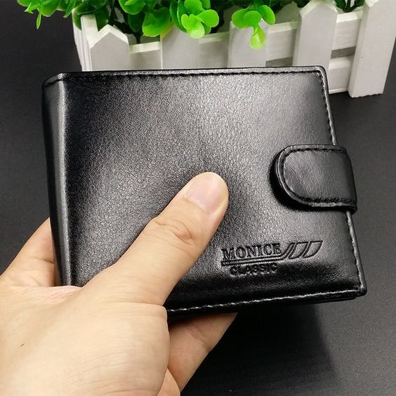 $9.96 (Buy here: http://appdeal.ru/9kif ) 2016 Fashion PU Leather Wallet for Men, High quality men purse with coin bag, Wholesale men Wallets, Free Shipping for just $9.96