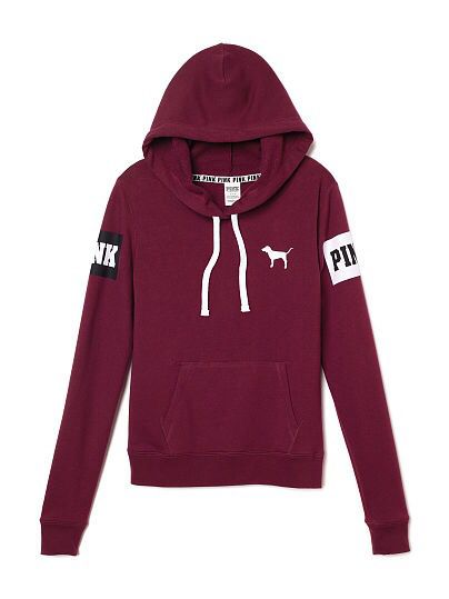 17 Best images about Maroon Pink Sweatshirt | Burgundy, Vs pink ...